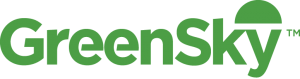 The Green Sky Financing Logo